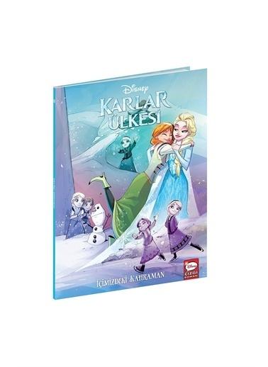 Disney Disney Çizgi Klasikler Karlar Ülkesi İçimizdeki Kahraman Pembe